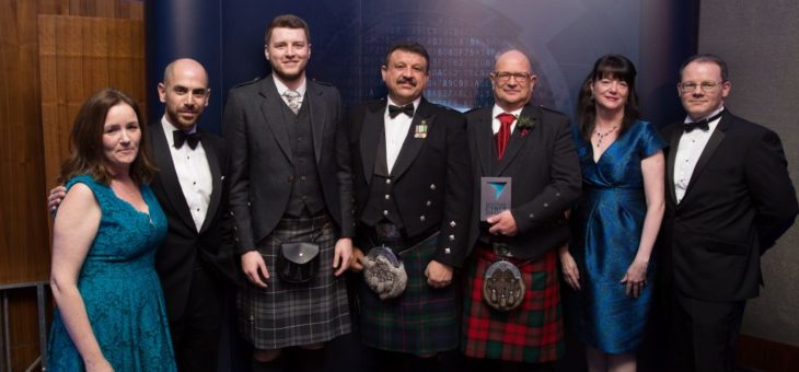 ID Cyber Solutions Wins Scottish Cyber Award
